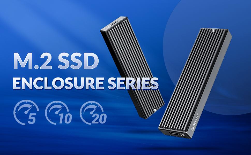 m.2 ssd enclosure m2pv