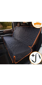 bench truck seat cover