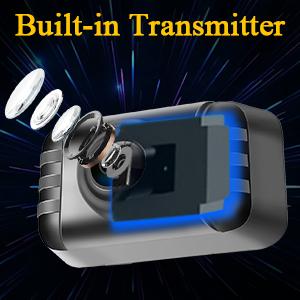 built-in transmission