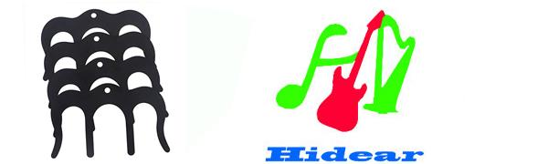 Hidear book clip 4pcs package