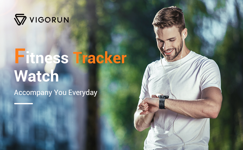 Vigorun Smart watch for Men Women Fitness Trackers  | LITLIT