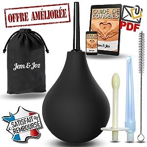 anus en silicone, canule de lavement, clyster bag kit, clyster douche, clyster, ampoule a lavement