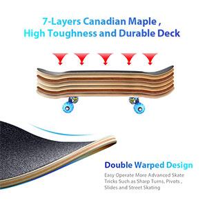 Double Warped Design