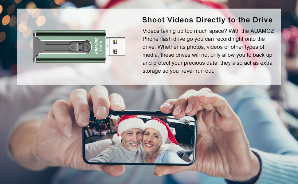 photo stick for phone thumb drive for phone usb flash drive for phone usb photo stick 128gb