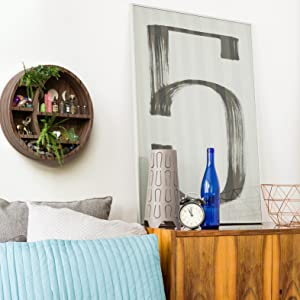 This Moon Phase wall hanging decor for bedroom