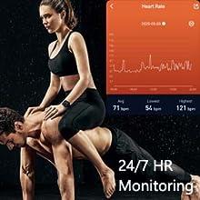 24 HR monitor
