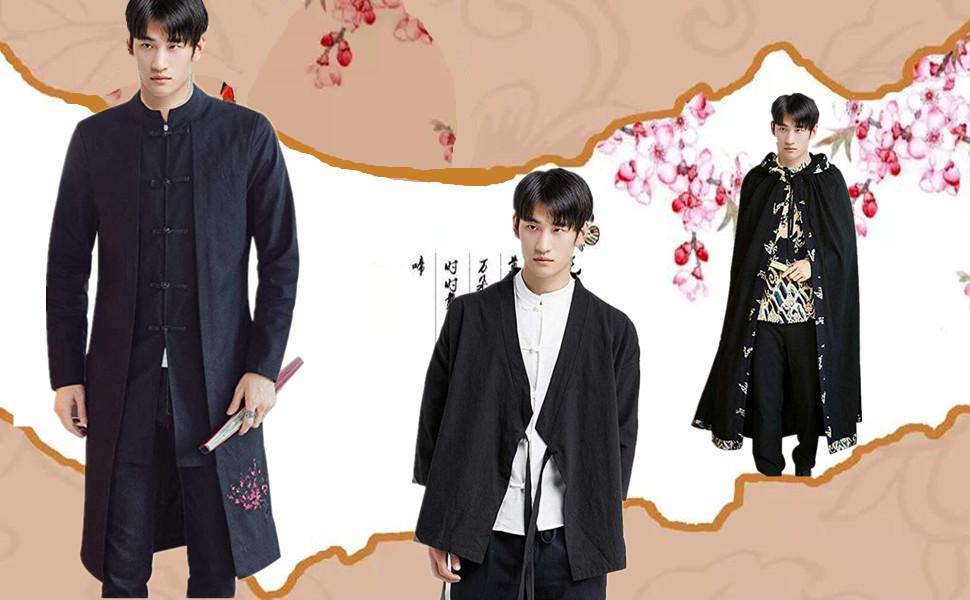 vintage kimono coats