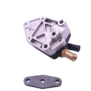 Ohoho 438556 Fuel Pump with Gasket fits for Johnson//Evinrude 20-140HP 388268 18-7352 385781 394543