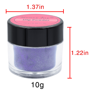 grey dipping powder purple silver colors  dip kit powder nail color system glitter nails sequins