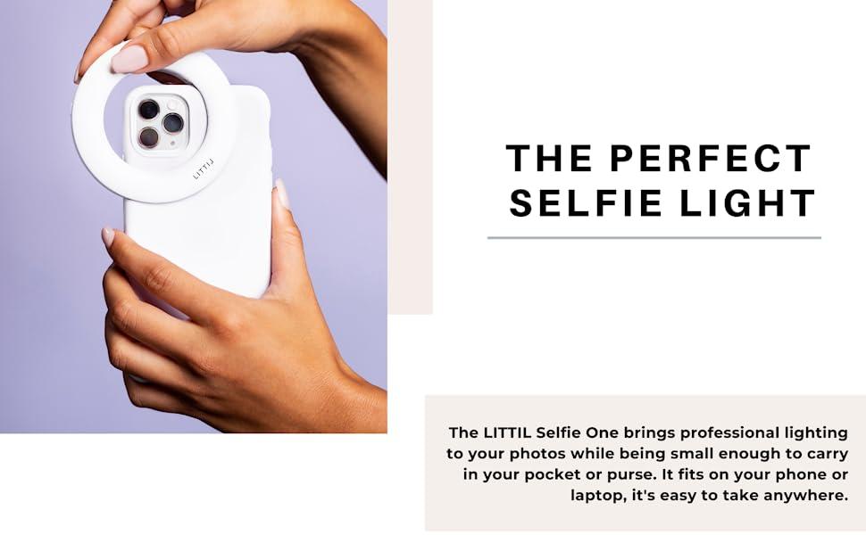 Selfie Light, Ring Light, Laptop Light
