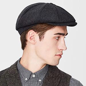 gatsby mens newboy hat