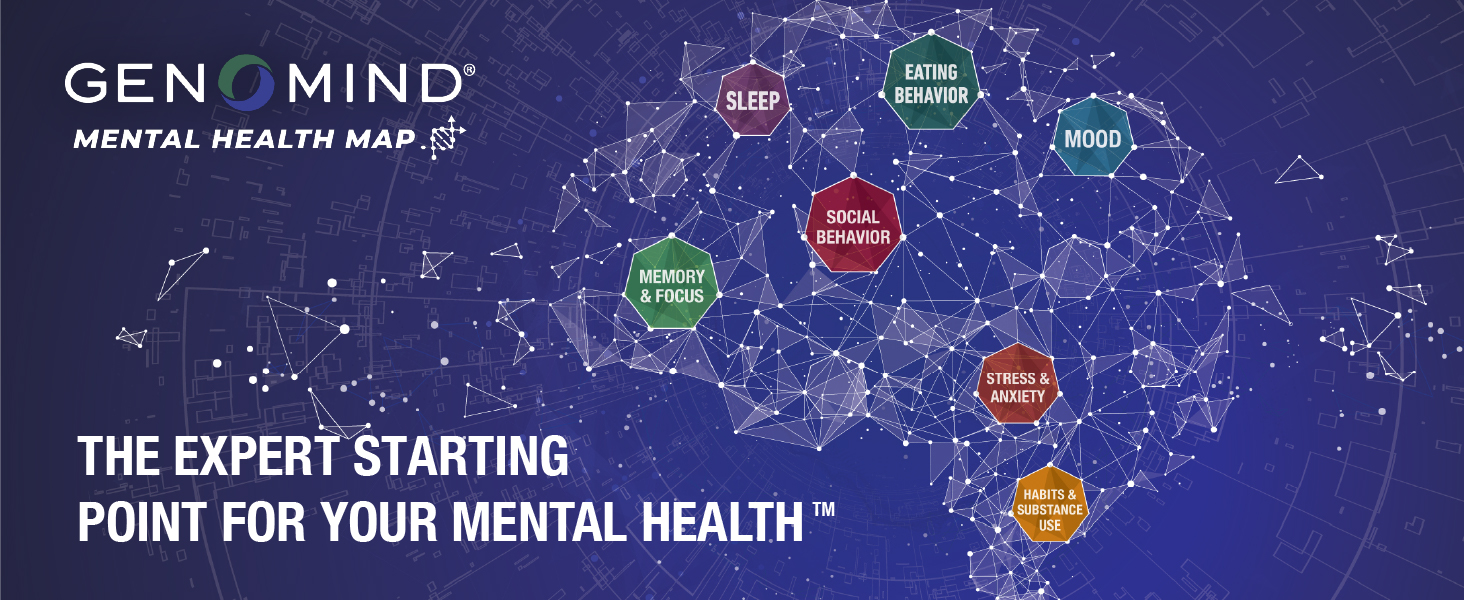 Genomind Mental Health Map The Expert Starting Point For Your Mental Health