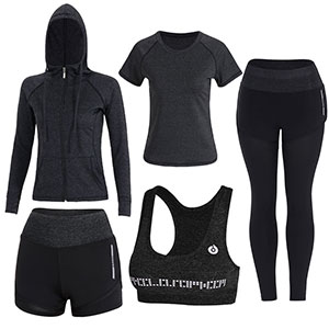 womens Yoga Jogging Outfit