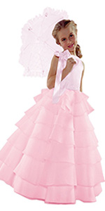 pink, wedding, dress, formal, dressy, party, holiday, easter, communion