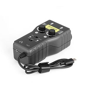 saramonic audio mixer