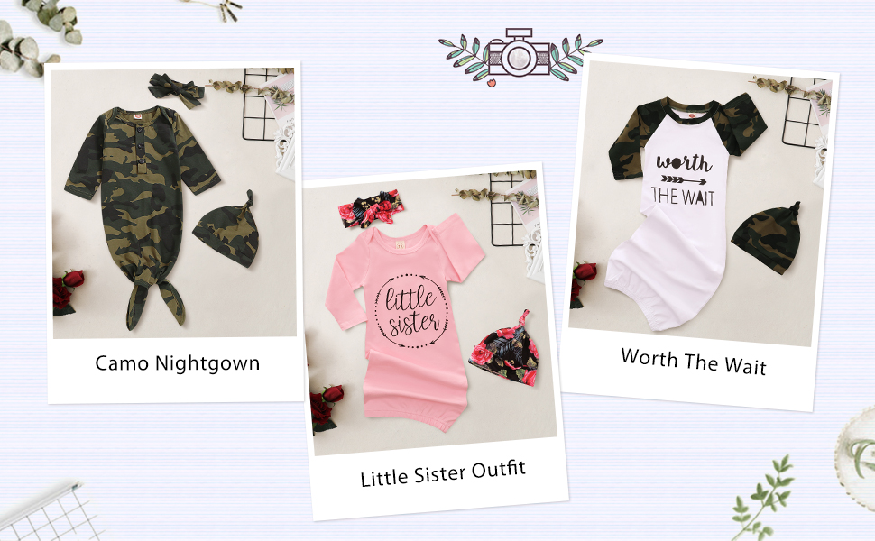 baby gown