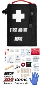 200 Piece First Aid Kit