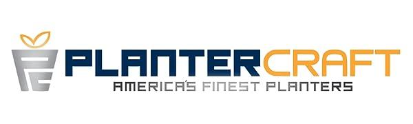plantercraft americas finest planters logo