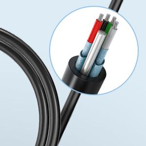 Semi-rigid Cable