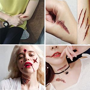 horror stickers