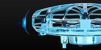 Full anti-collision design.