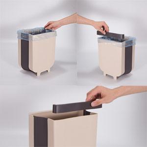壁掛けゴミ箱
