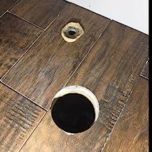 Tub Drain Hole Tiles
