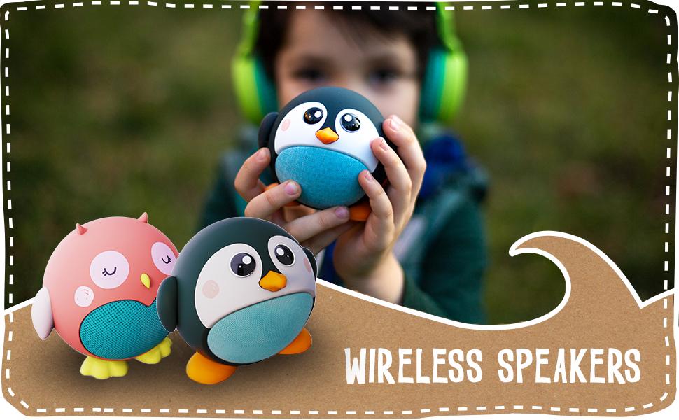 planet buddies, speakers, wireless speakers, kids speakers, mobile accessories, music speaker