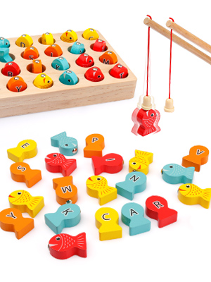 Magnetic Fishing Game Party Favors