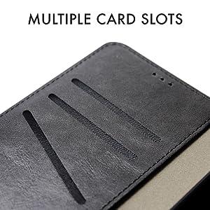 xiaomi mi 8 lite leather wallet case