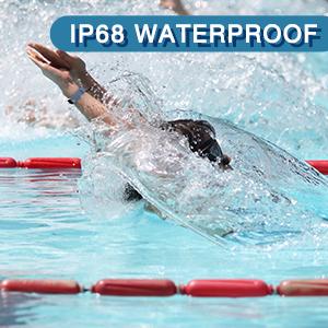 IP68 Waterproof