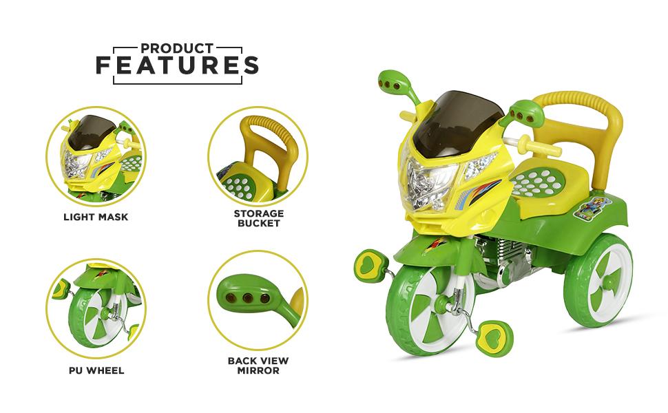 DASH-Victor-DX-Green