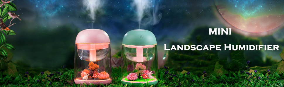 Landscape Humidifier