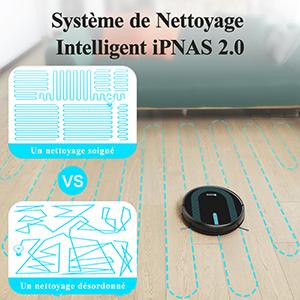 Nettoyage intelligent
