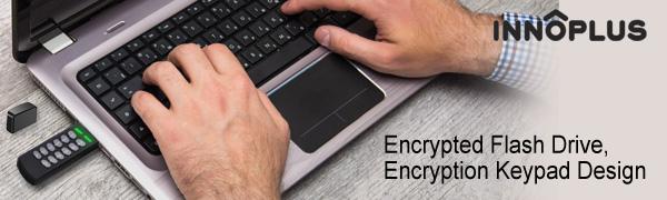 Encrypted USB Drive,