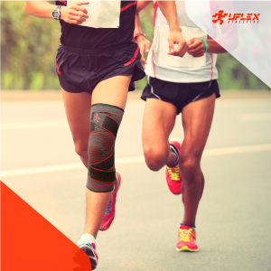 uflex compressions sleeve with straps