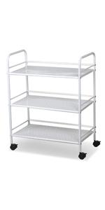 3 Shelf Salon Trolley Cart