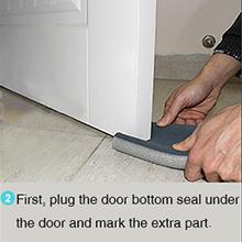 door noise stopper