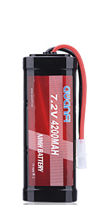 7.2v battery pack