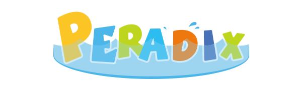 Peradix Espolvorear Splash Pad 170CM,2 en 1Chapoteo Almohadilla ...