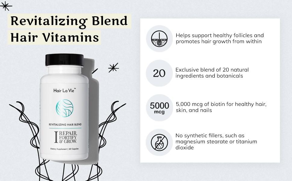 Revitalizing Vitamins