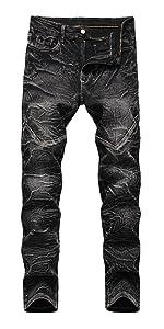 black jeans skinny men long jean black striped jean men men skinny jeans stretch slim fit denim pant