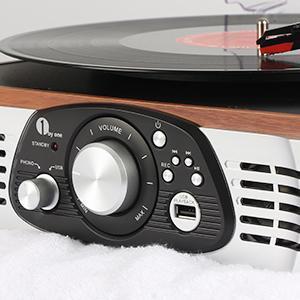 Vinyl-to-MP3 Recording