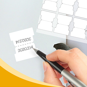 Self Adhesive Monthly Tabs-4