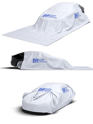 Hatchbacks Airtight Waterproof Furniture Storage Bag 144 x 288 inches Dust-Proof Storage Fits Full-Size Sedans Adams Extreme Vehicle Protection Car Boat or Sports Cars Medium