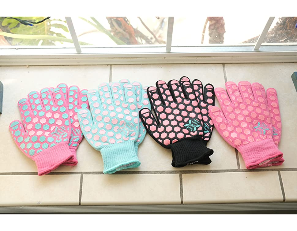 Oven gloves for women