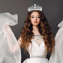 Bridal Tiara Crystal Rhinestones 4