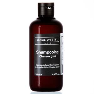 Shampoo purificante per capelli grassi, 250 ml