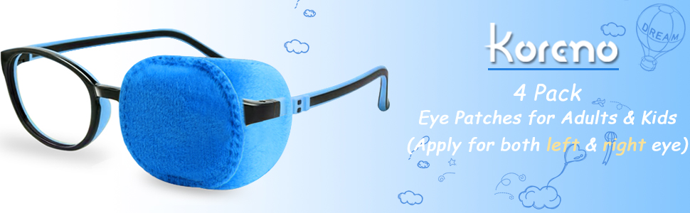 eye patches for kids adults