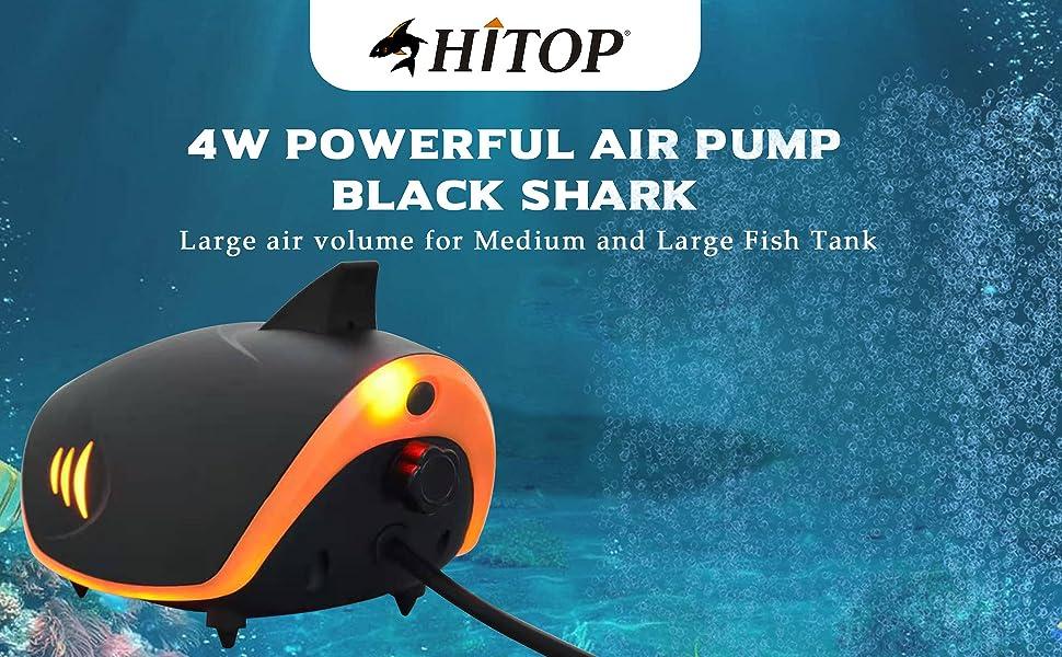 HITOP Powerful Aquarium air pump